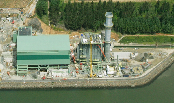 Great Island Power Plant